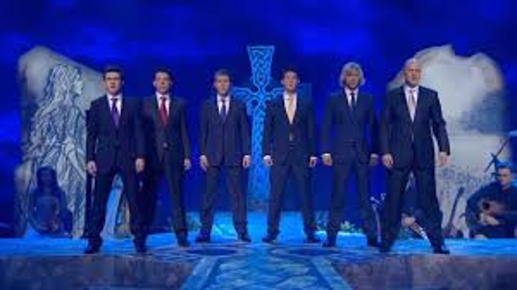 Celtic Thunder Turning Away 600x600